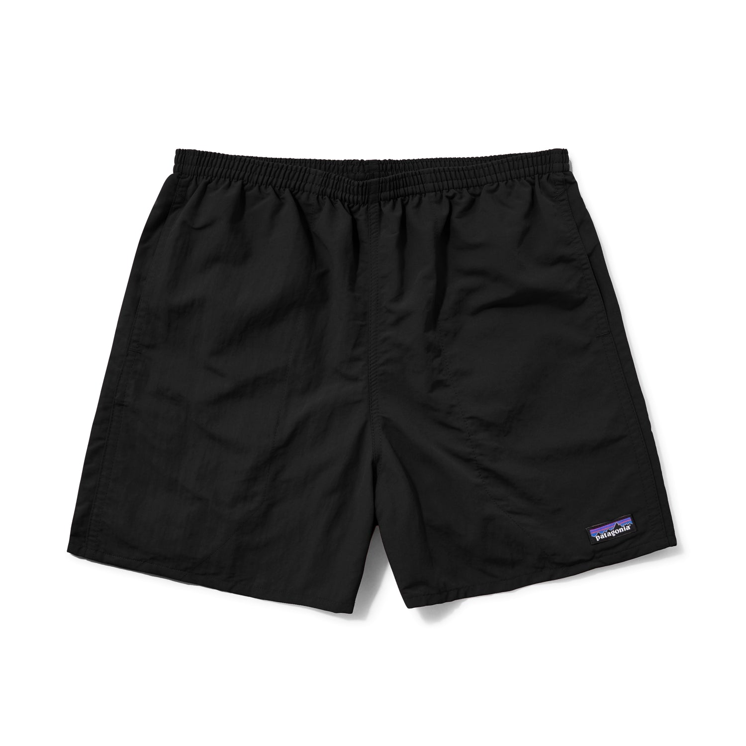 Baggies 5 In. Shorts, Black