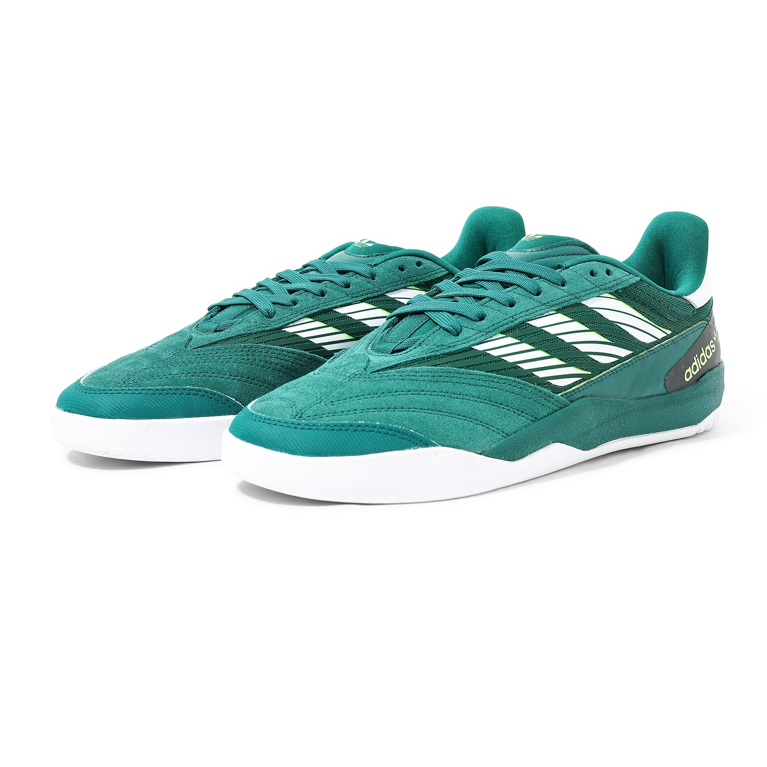 Copa Nationale, Green / Cloud White / Green