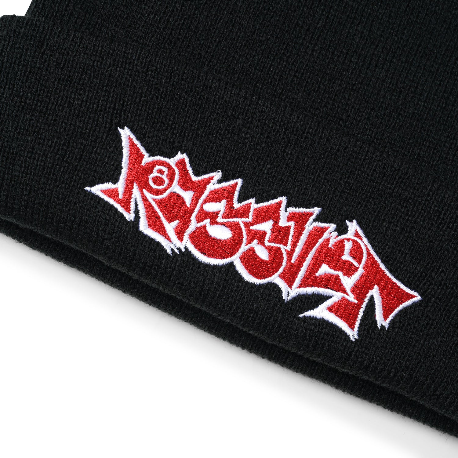 Graffiti Beanie, Black