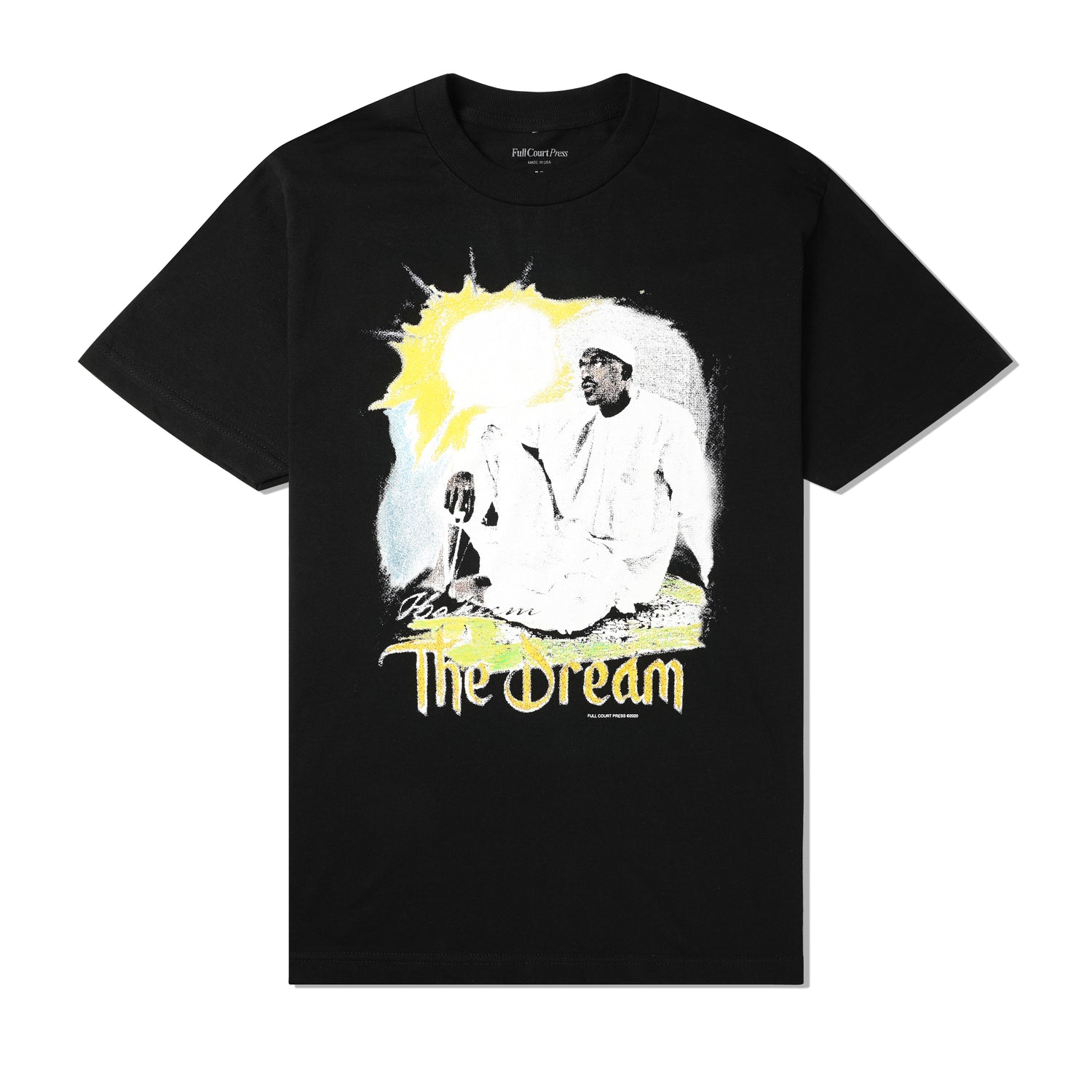 The Dream Tee, Black