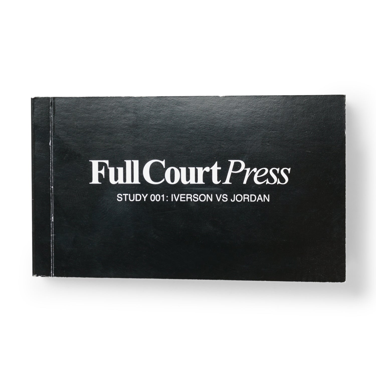 Full Court Press Study 001: Iverson vs Jordan
