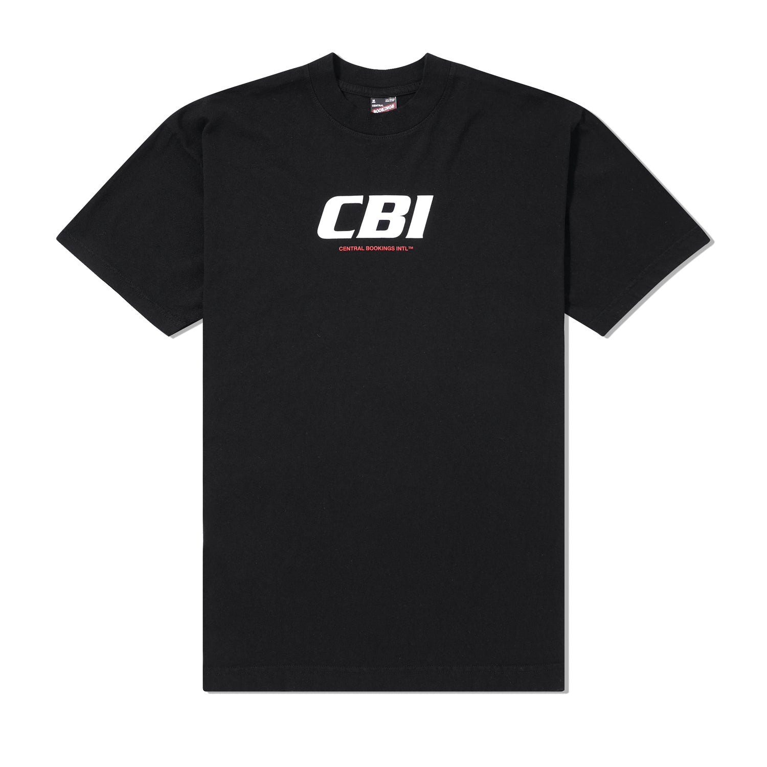 Network Logo Tee, Black