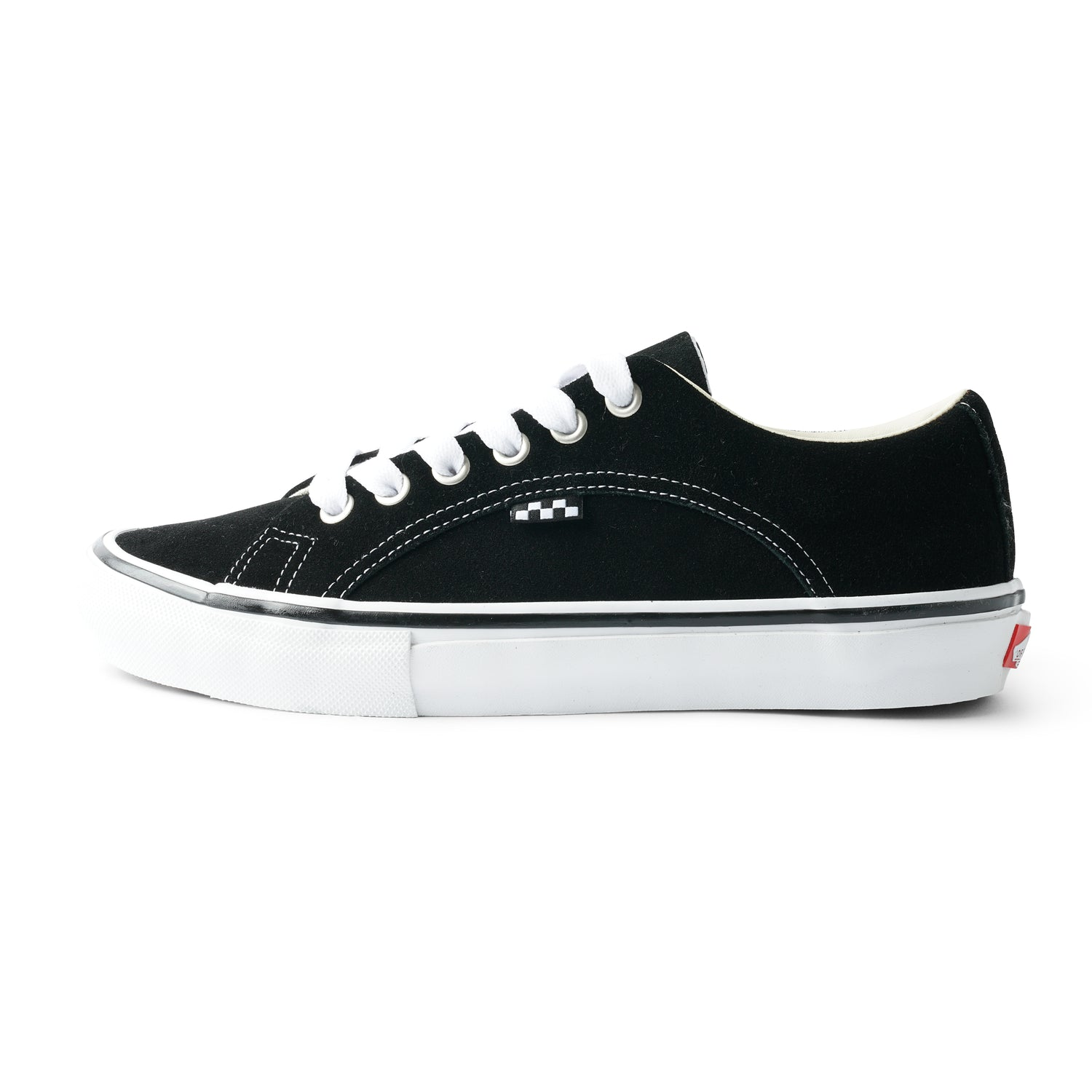 Skate Lampin, Black / White