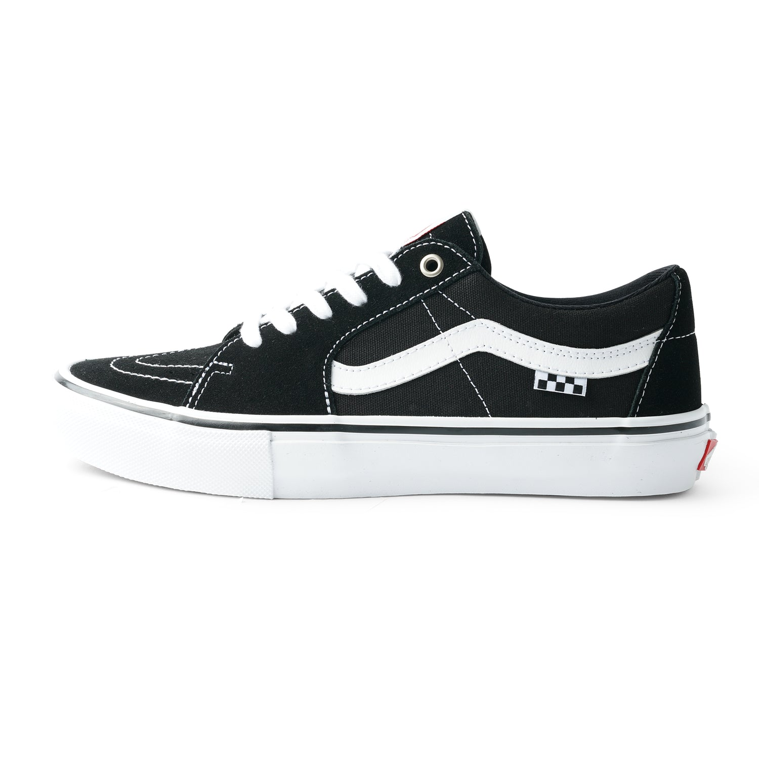 Sk8 Low, Black / White