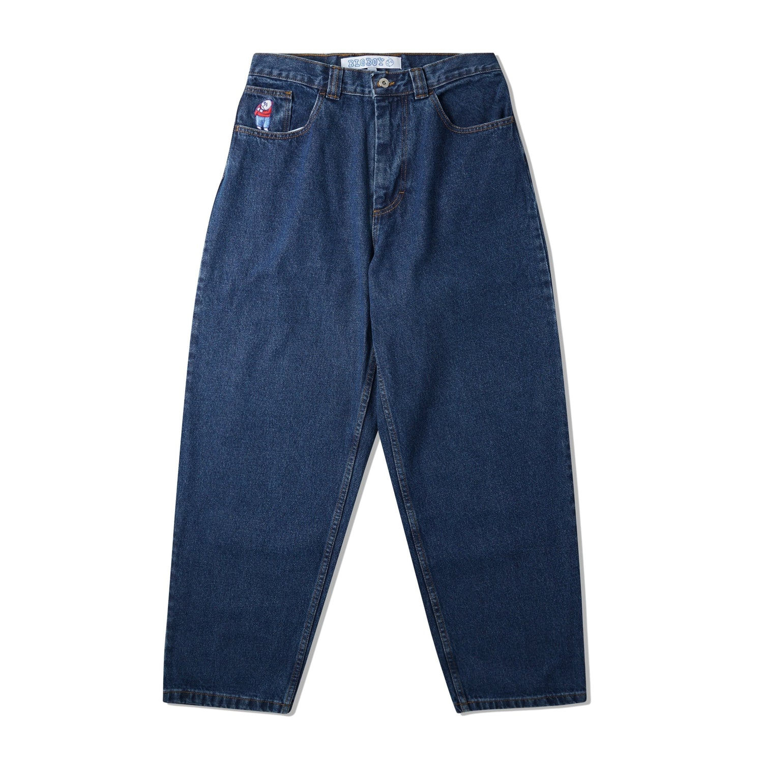 Big Boy Jeans, Dark Blue