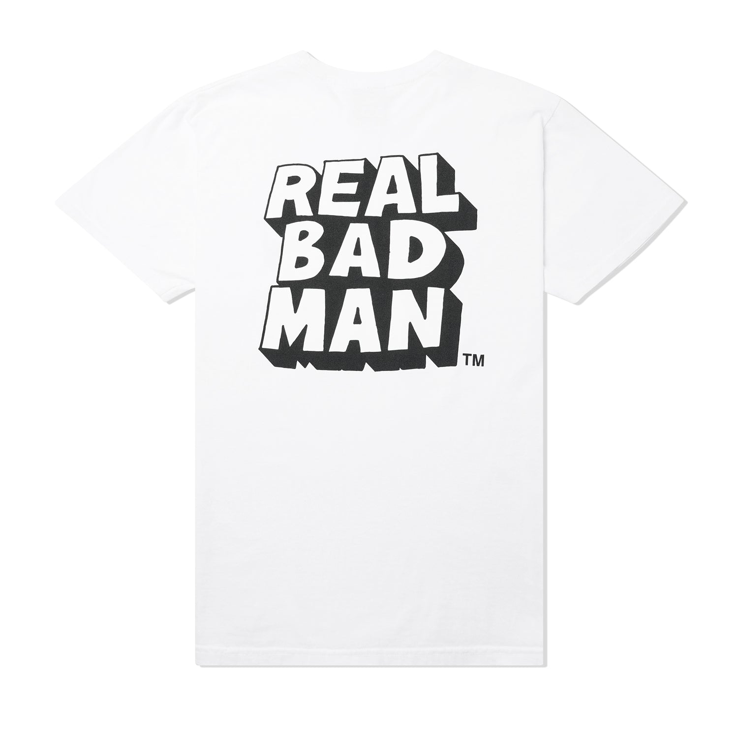 RBM Logo Vol 6 Tee, White