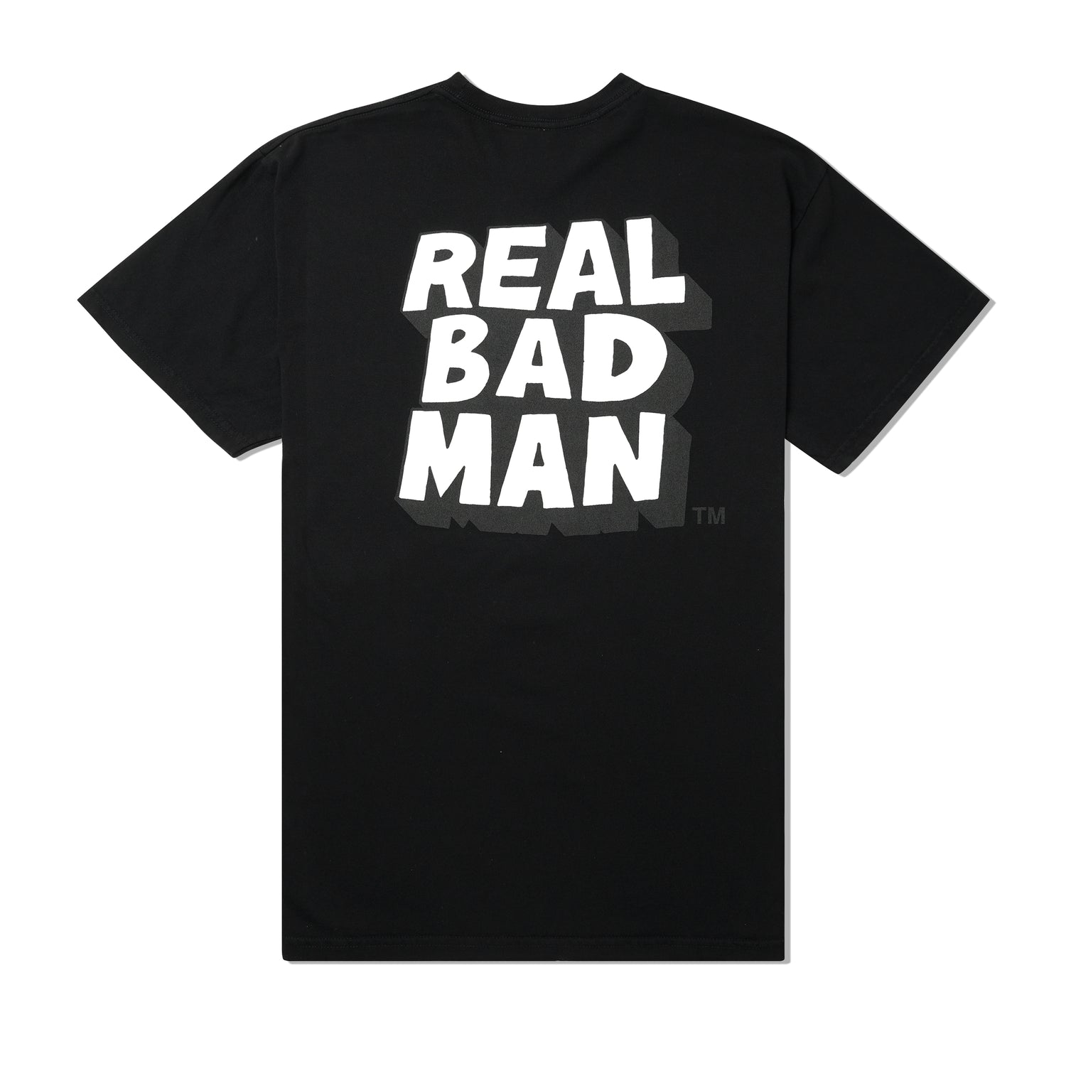 RBM Logo Vol 6 Tee, Black