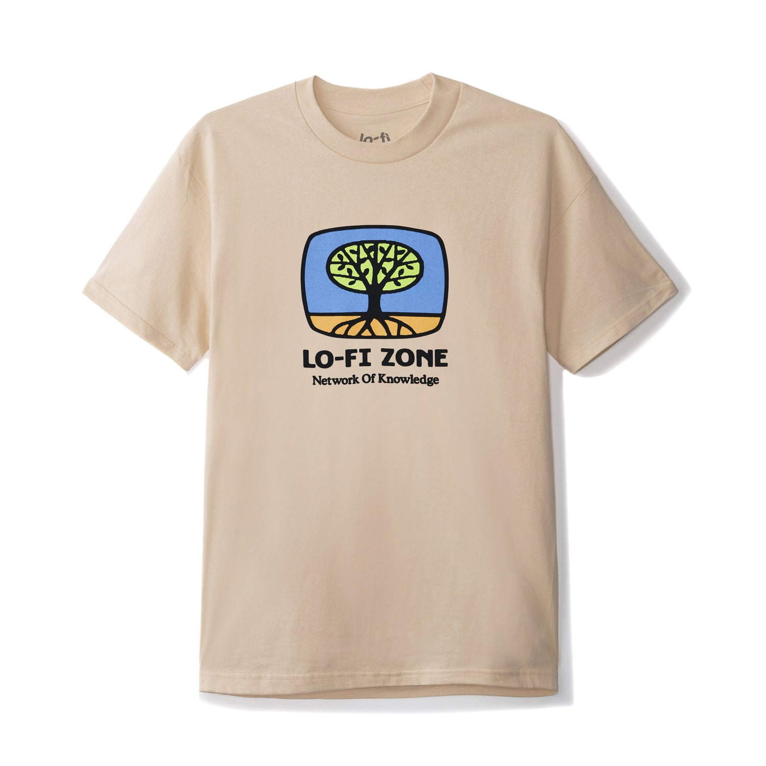 Network of Knowledge Tee, Sand