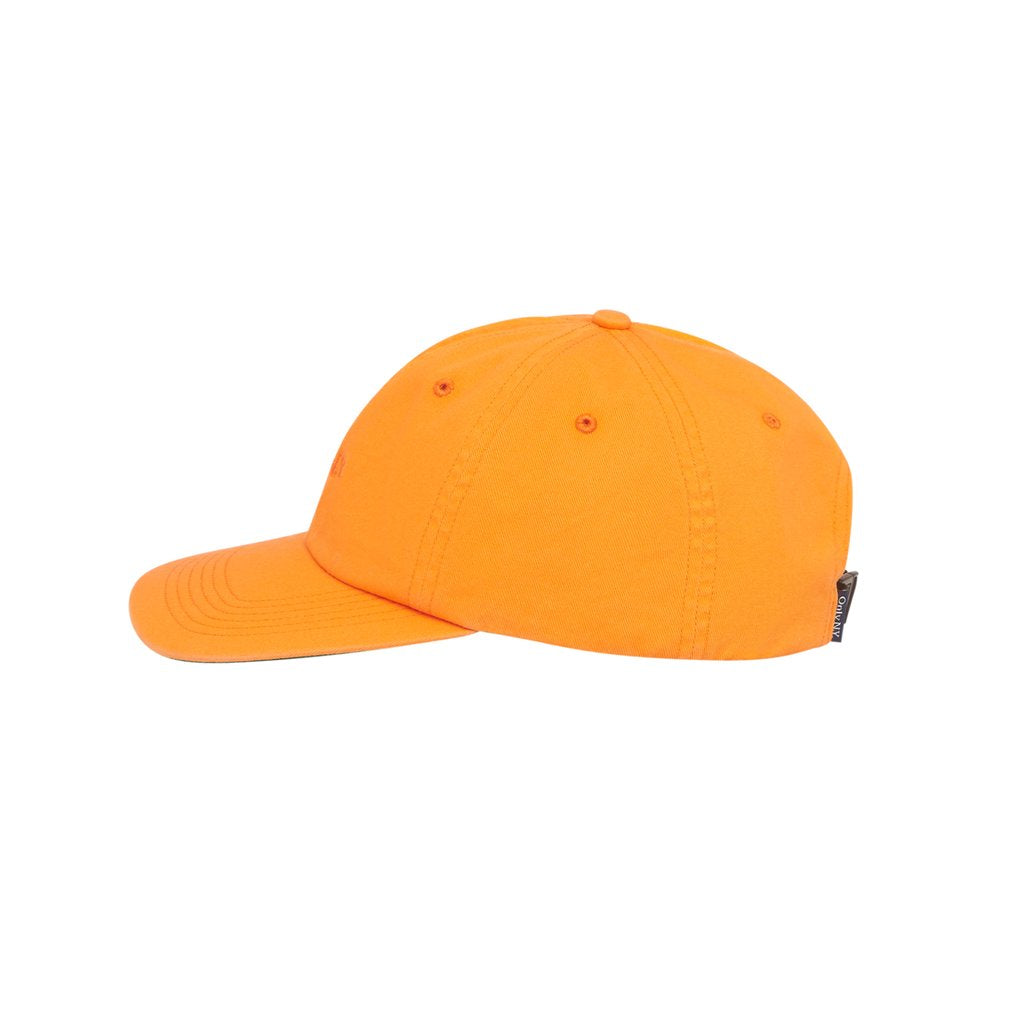 Lodge Polo Hat, Washed Tangerine