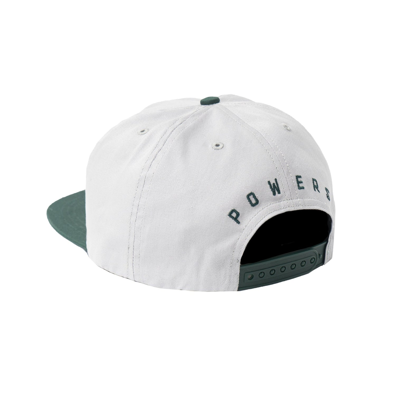 Our Gang Cap, Grey / Green