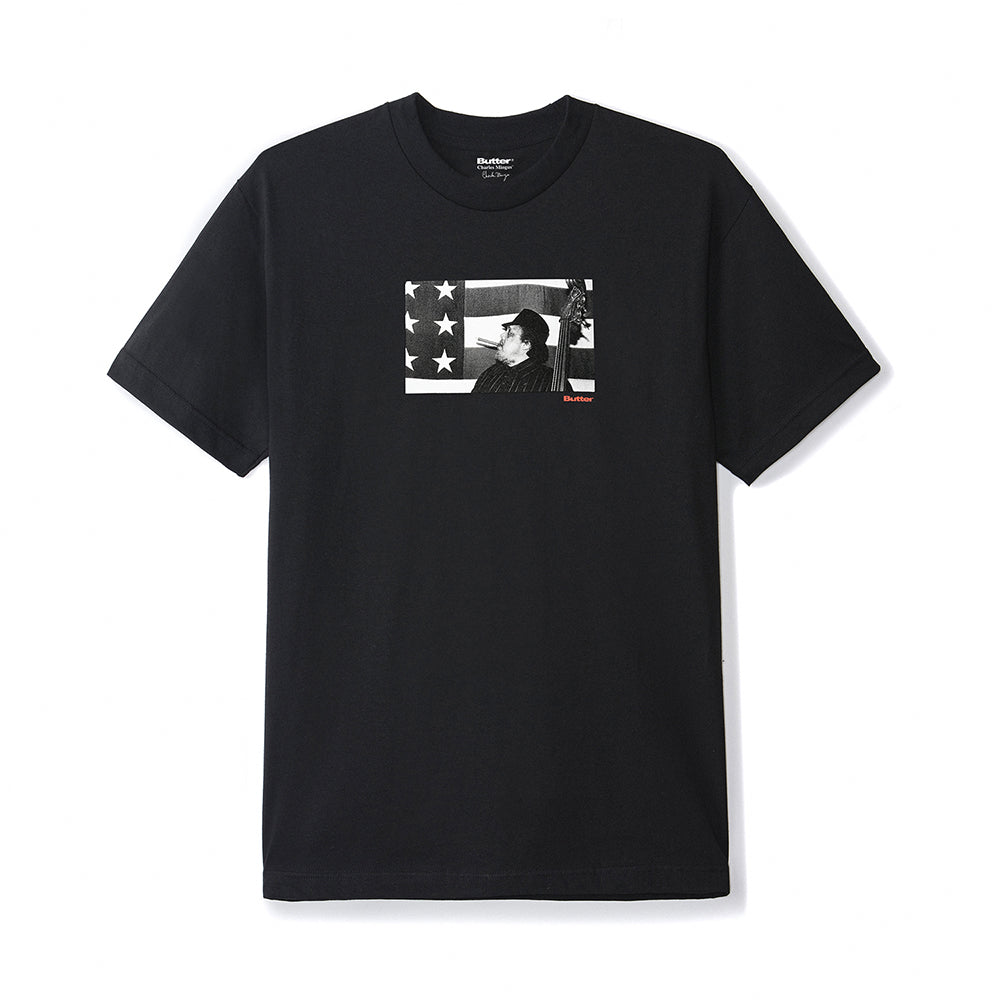 Scenes In The City Tee, Black