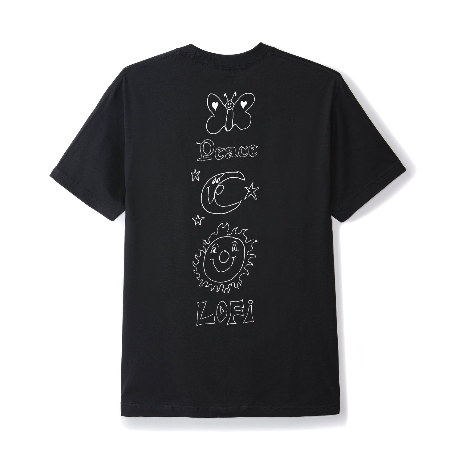 Lo-Fi / Stan Ray Peace Tee, Black