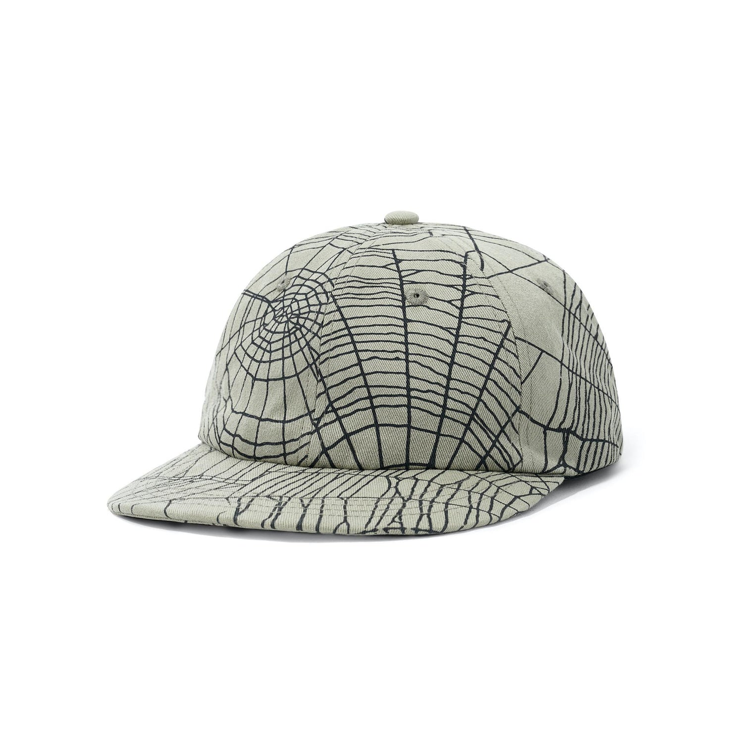 Web 6 Panel Cap, Army