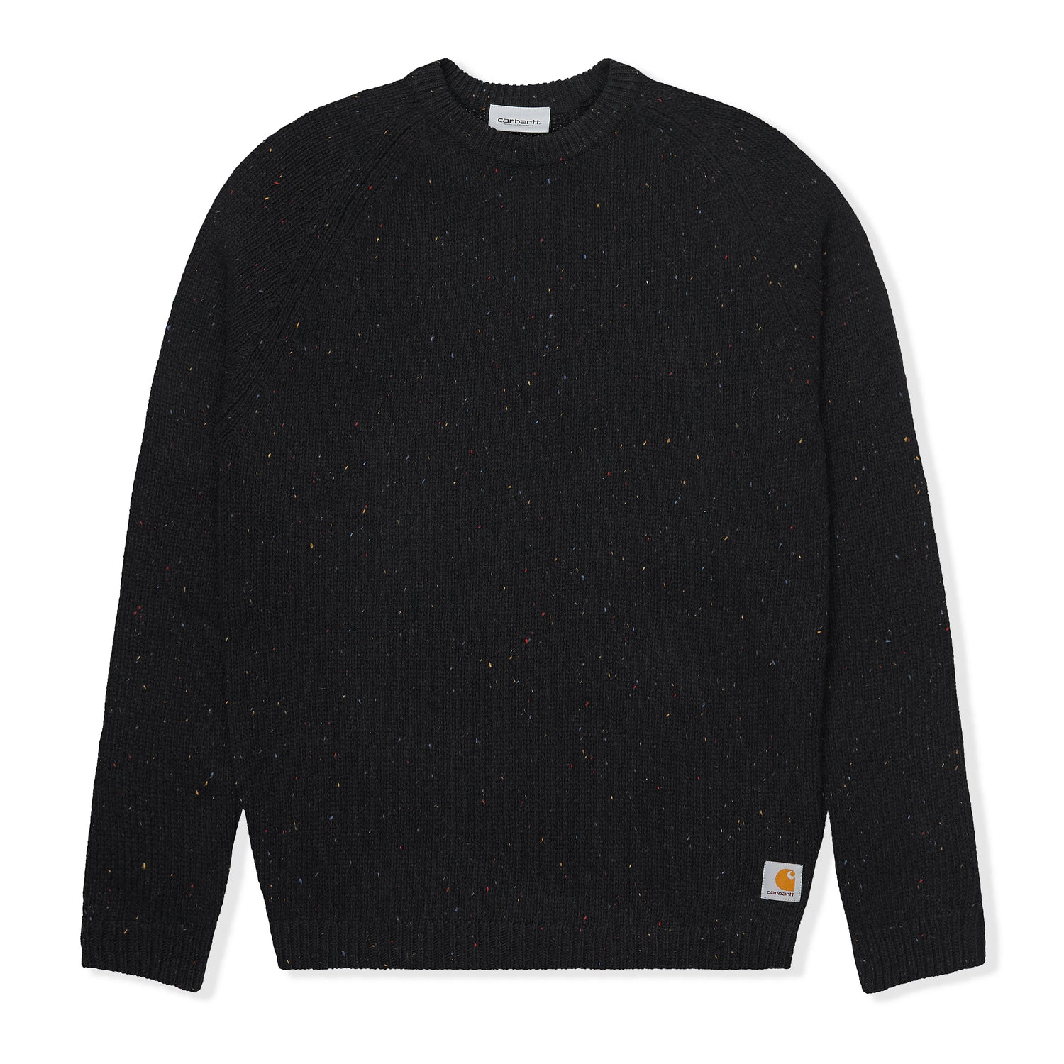 Anglistic Sweater, Black Heather