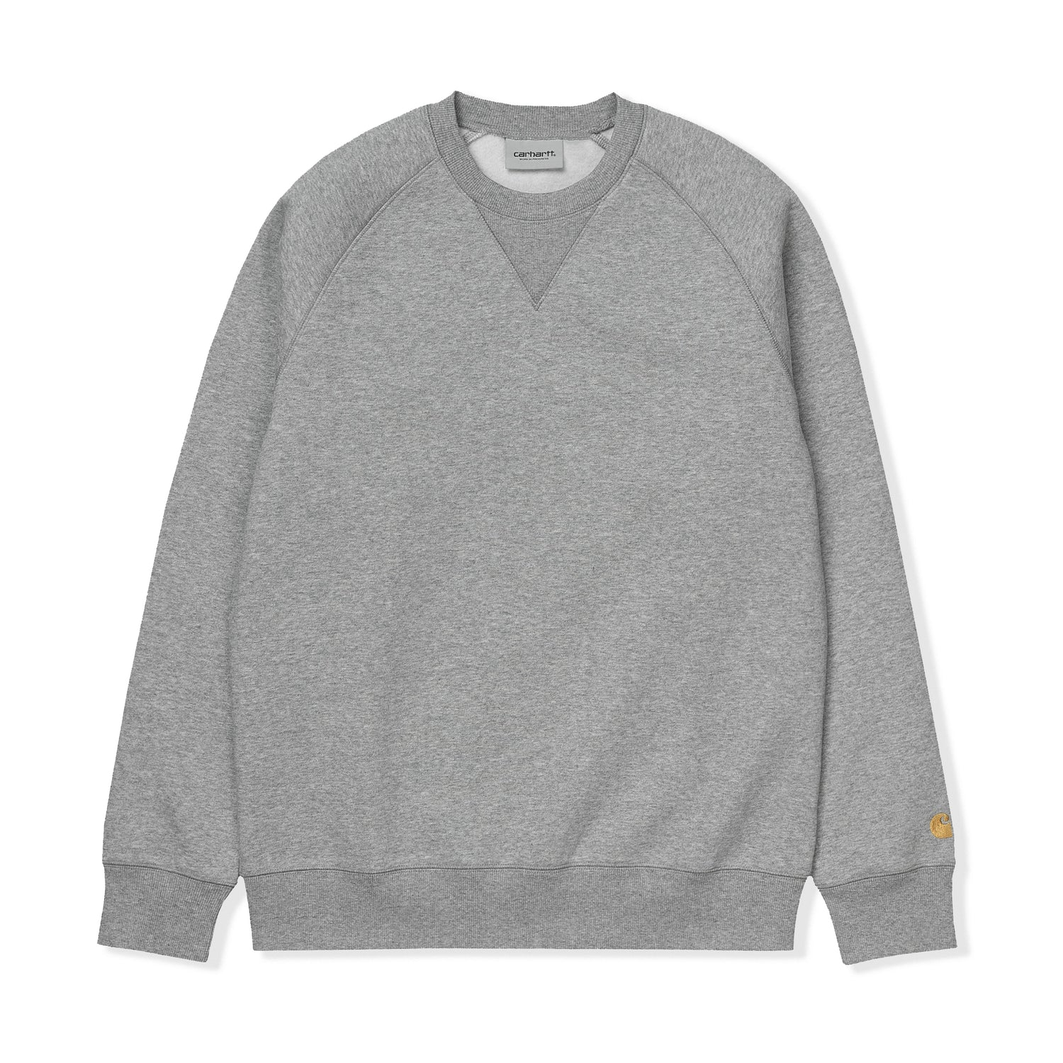 Chase Sweatshirt, Heather Grey