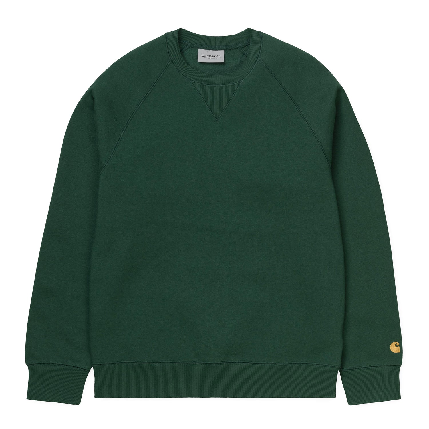 Chase Sweatshirt, Bottle Green