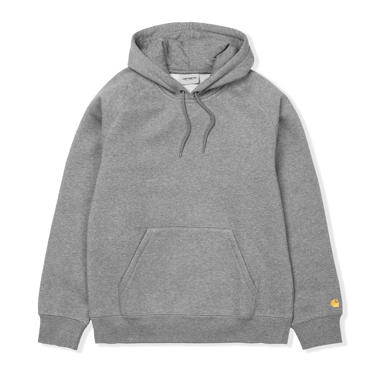 Chase Pullover, Heather Grey