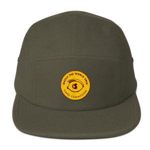Watch The World - 5 Panel Hat