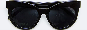 Eye See You-Cat Eye Sunglasses Accessories Fair Shade Black Cat