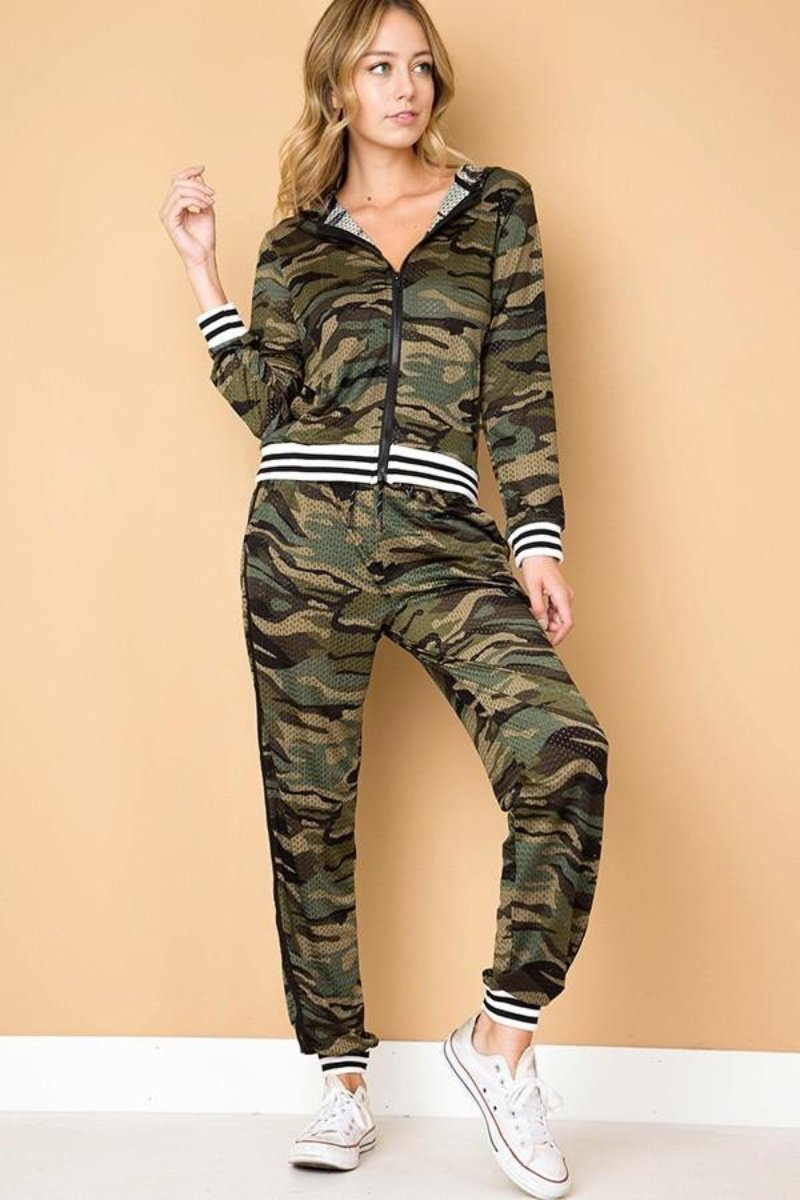 Camelot_Track Suit Clothing Fair Shade LLC