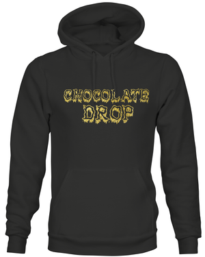 Chocolate Drop SWEATSHIRT Clothing Fair Shade S Black