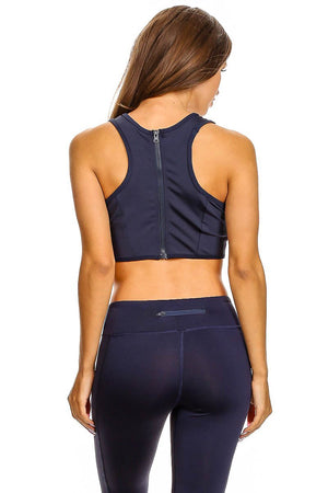 Ciara Sports Bra- Black Clothing Fair Shade