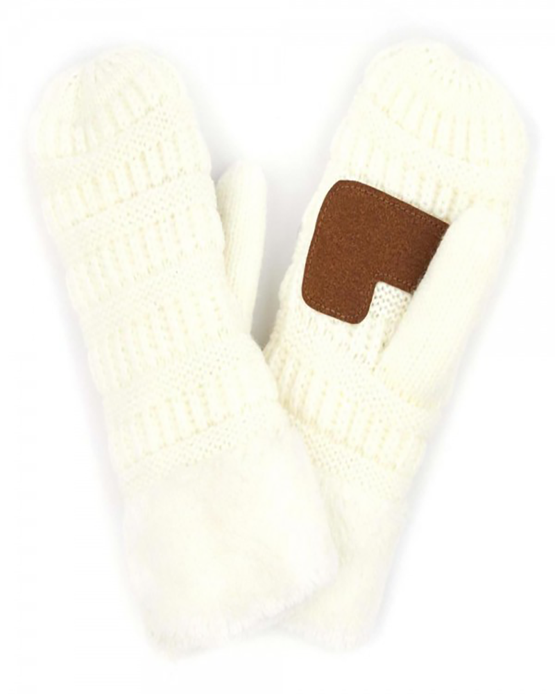 Fancy Mittens CC Brand Cream