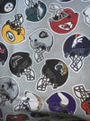 Fun Prints For Kids- Face Masks Fair Shade Child NFL Teams