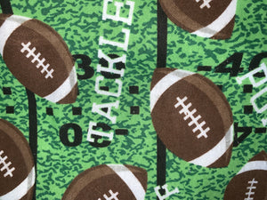 Fun Prints For Kids- Face Masks Fair Shade Child Football