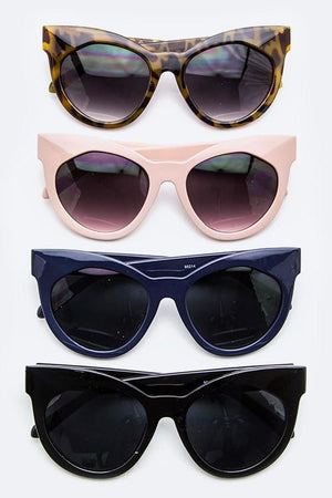 Eye See You-Cat Eye Sunglasses Accessories Fair Shade