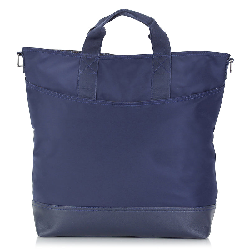 Hampton Tote Bag Accessories Hadoki ENSIGN BLUE