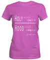 Holy Hands Custom Tshirt Fair Shade SMALL PINK