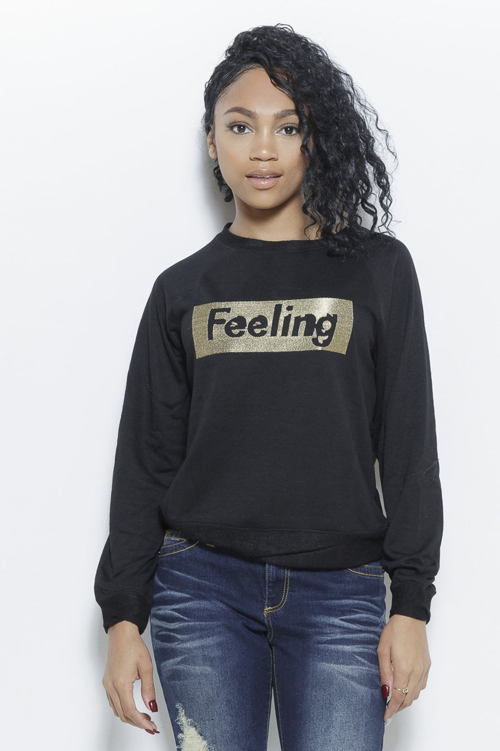 fair-shade - IN MY FEELINGS Sweatshirt - Clothing
