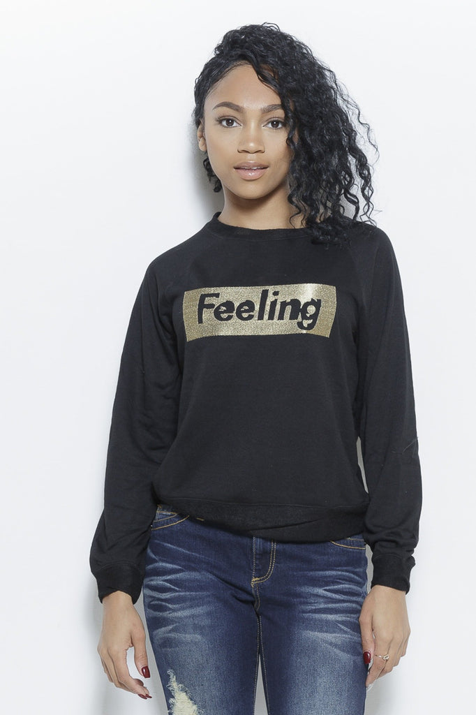 Clothing - IN MY FEELINGS Sweatshirt - Fair Shade - 1