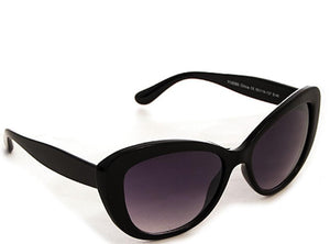 Jade Sunglasses Accessories Fair Shade BLACK