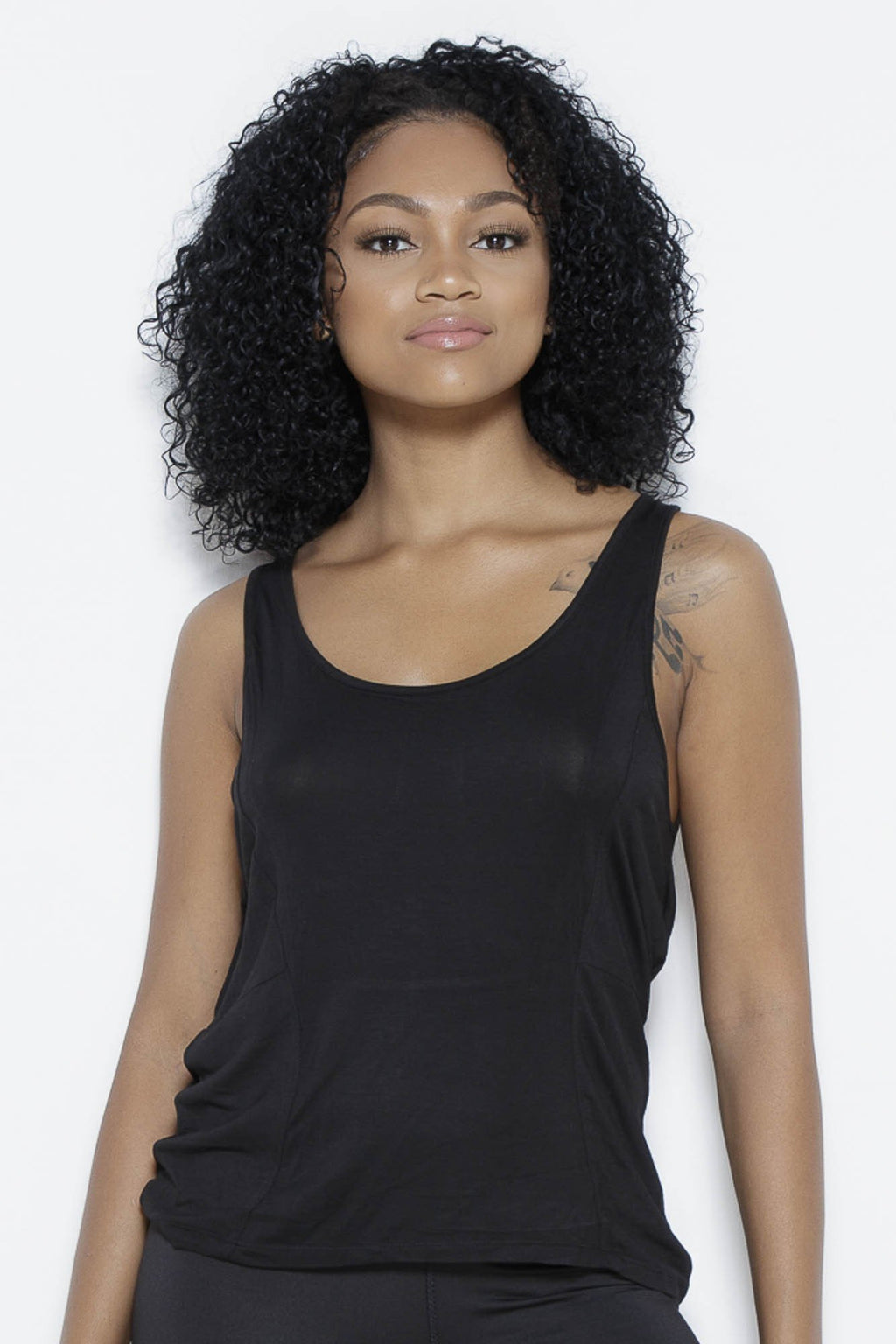The Totality Tank Top Clothing Zobha