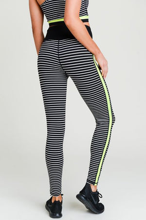 Neon Lights - Active Leggings Clothing Fair Shade