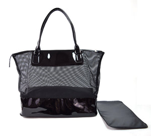 Katie Ray Collection- Duffle Bags Accessories Fair Shade Black