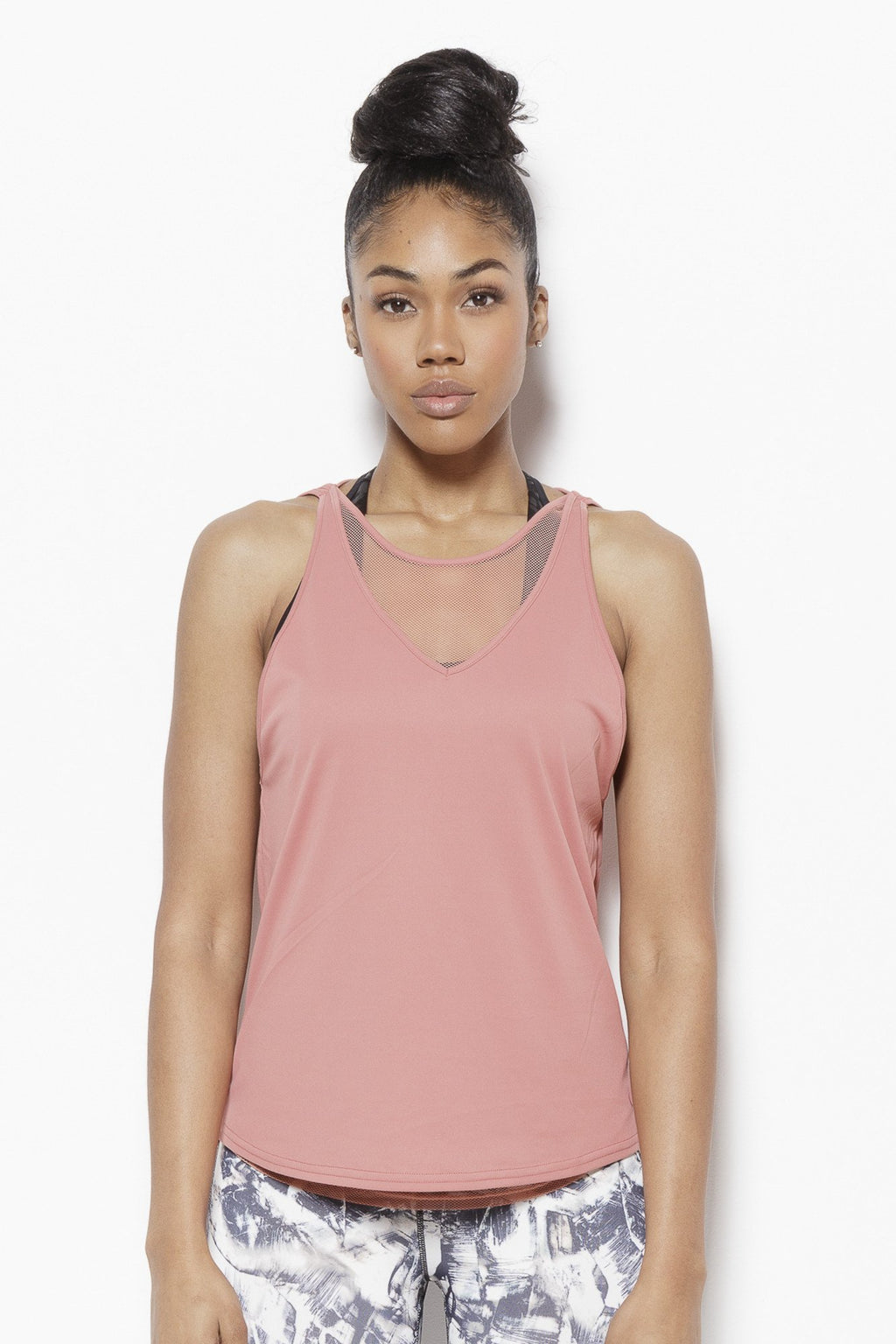 Dakota Activewear Tank Top-Blush Clothing TLF