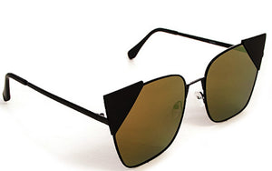 Tia Sunglasses Accessories Fair Shade Black