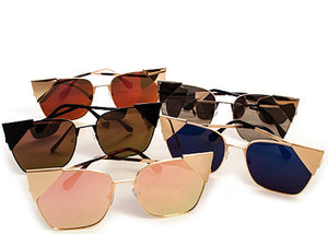 Tia Sunglasses Accessories Fair Shade
