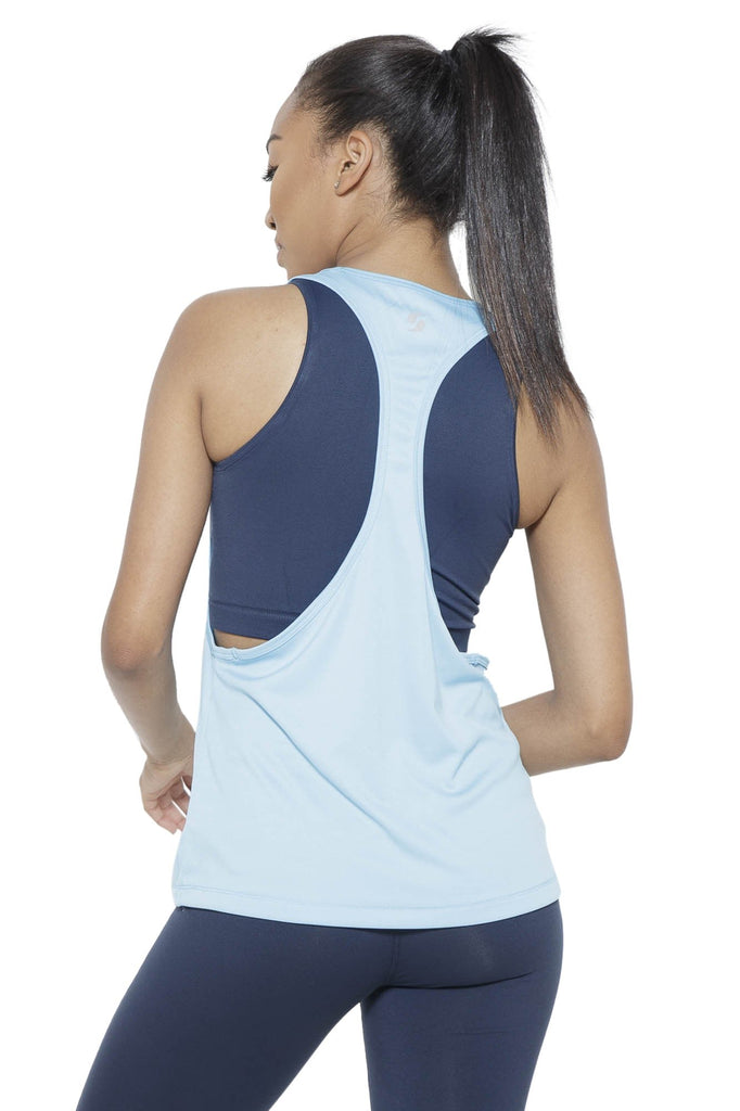 Clothing - Crater in Arms Tank Top- SurfBlue - Fair Shade - 2