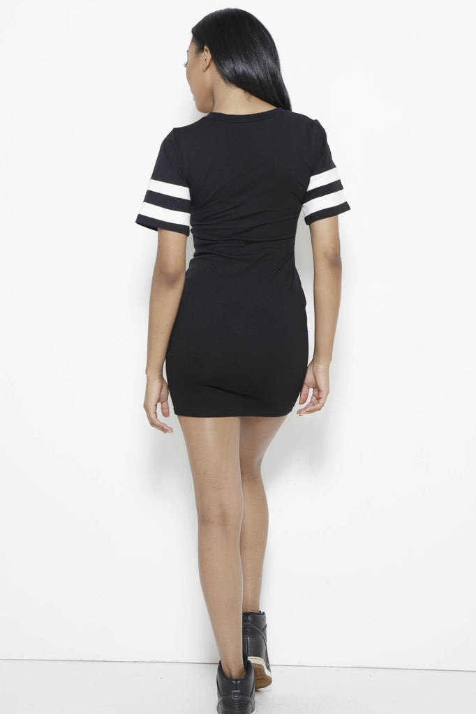 Clothing - Instant Replay Dress-Black - Fair Shade - 3