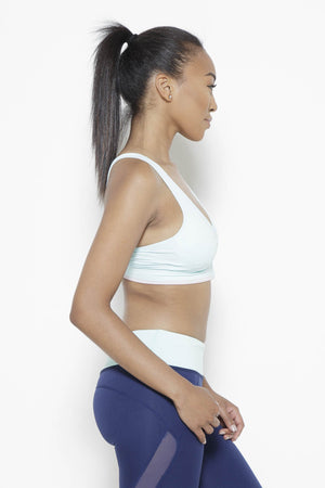 Mint for Me Sports Bra Clothing Fair Shade