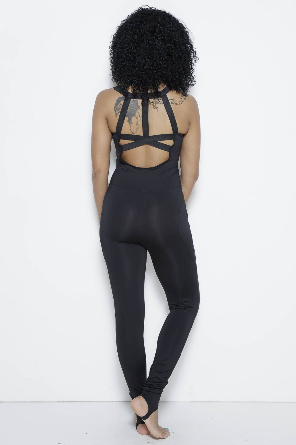 MSFIT Jumpsuit-Black Clothing Fair Shade