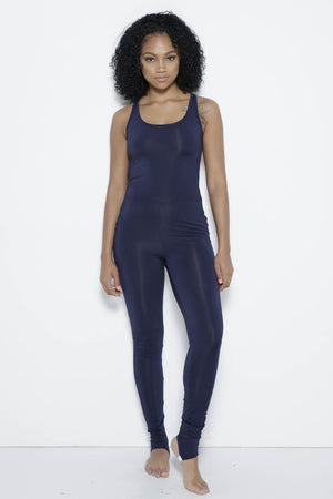 fair-shade - MSFIT Jumpsuit-Navy/White - Clothing