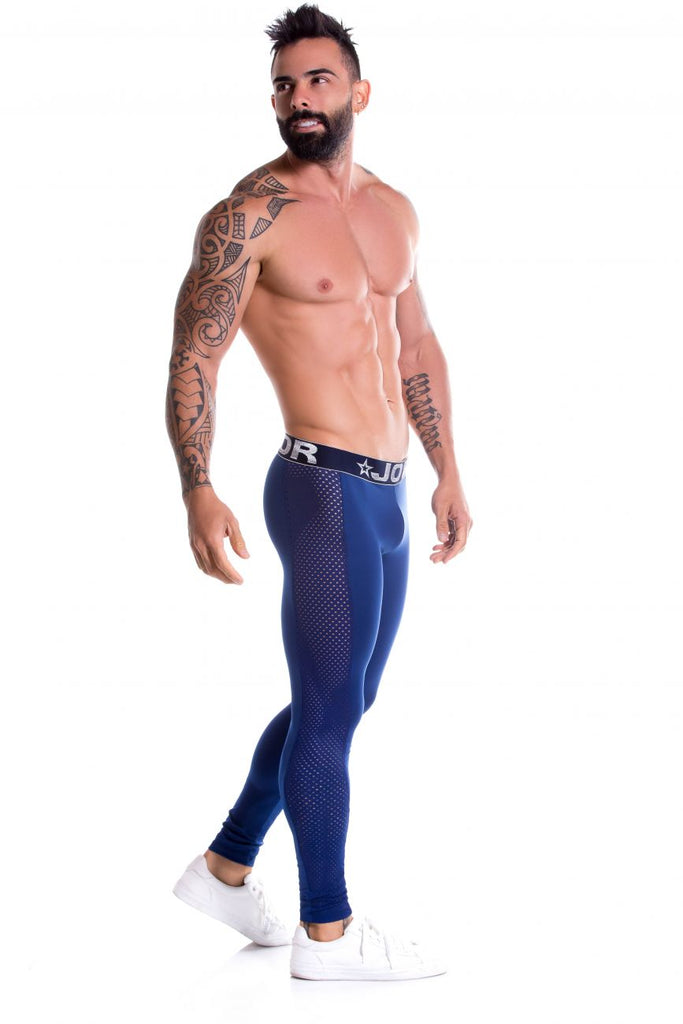 JOR 0797 Prix Athletic Pants Color Blue