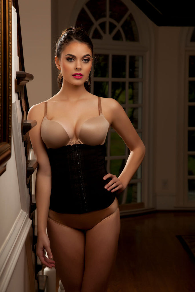 Vedette 103 Renee Waist Cincher Color Black
