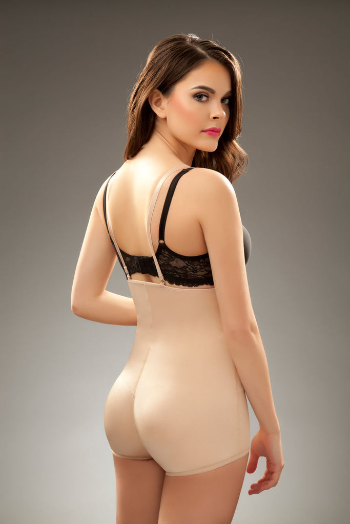 Vedette 123 Lillian Strapless Body Shaper  Color Nude