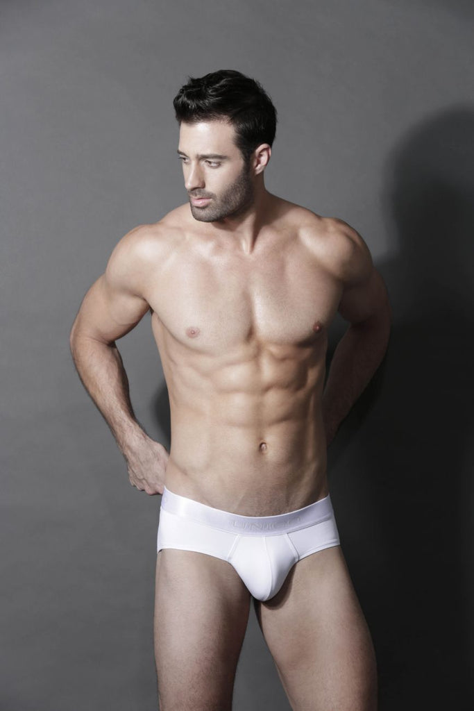 Unico 1600050300 Briefs Cristalino Color White